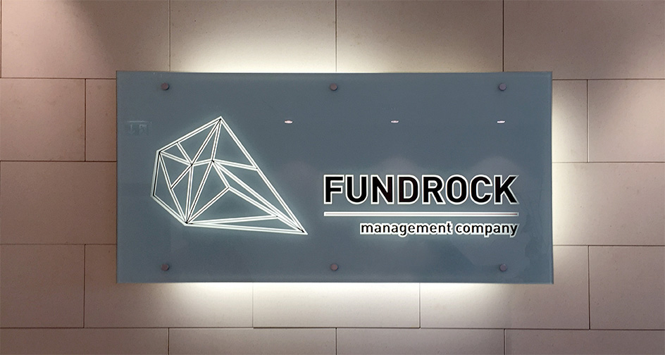 FundRock, management company : logo en situation