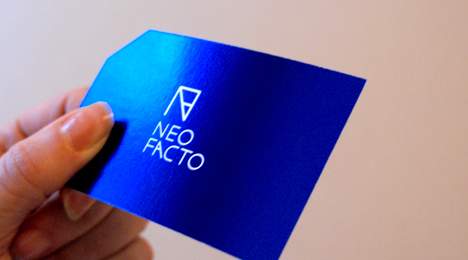 Corporate NEOFACTO - Carte de visite