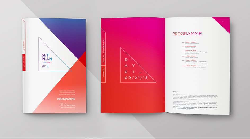 Brochure SET Plan 2015