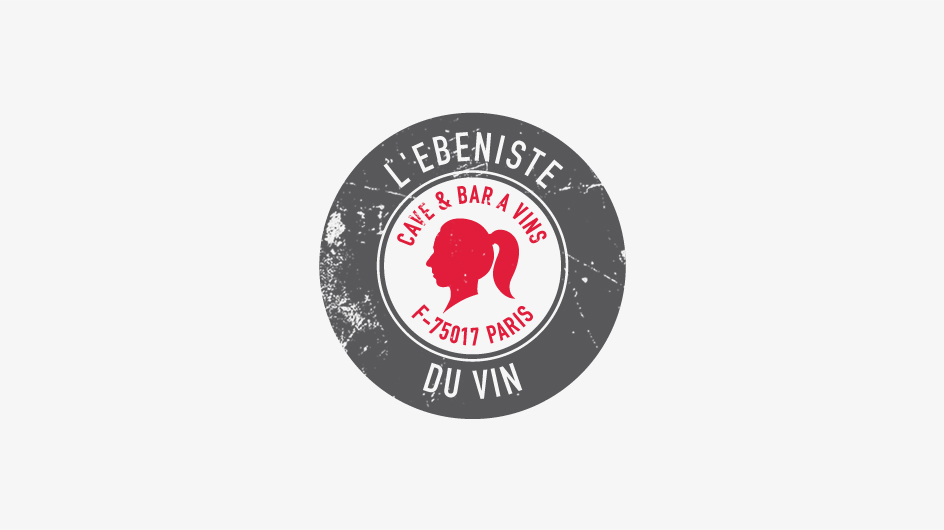 Corporate l'ébéniste du vin - logo