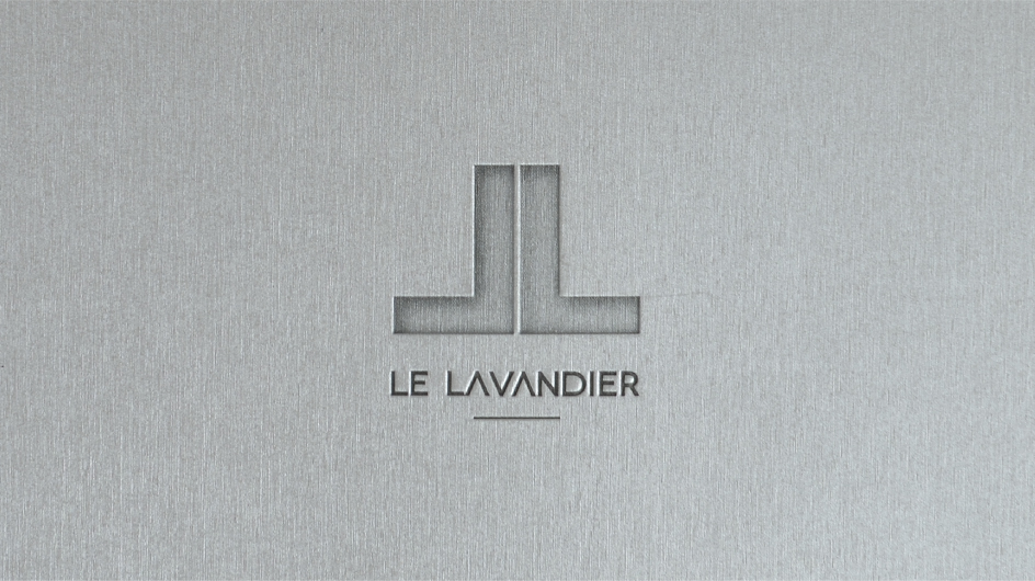 Corporate Le lavandier - projet immobilier - logo