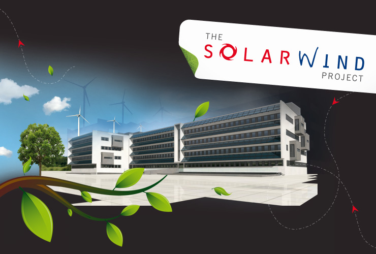 The Solarwing Project - Bâtiment administratif vert au Grand-Duché de Luxembourg